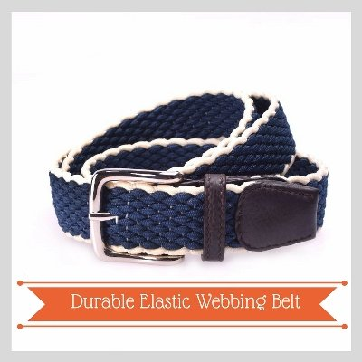 Choose Durable Elastic Webbing Belt for All Types of Occasion