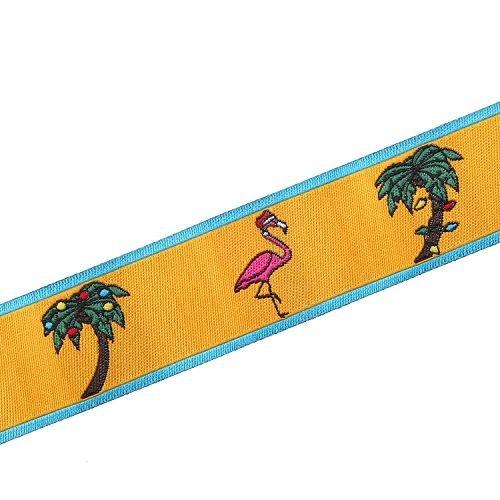Yusen-Jacquard Ribbon-Polyester-With Customized Logo