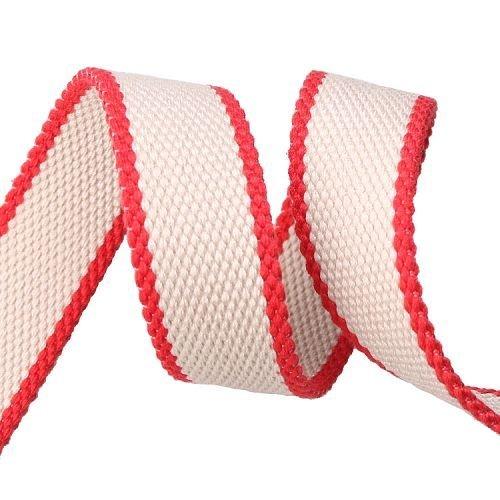 Yusen-Striped Webbing-Spun Polyester