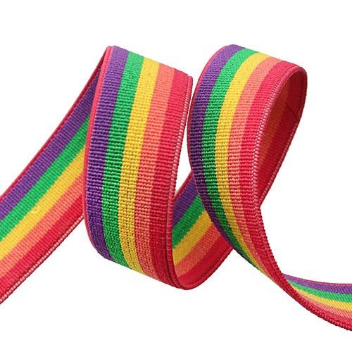 Yusen-Polyester Elastic Band-Colorful Band