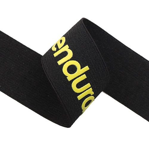 Yusen-Silicone Printed Elastic Band-Polyester Knitted