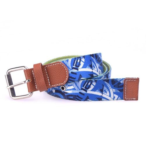 Yusen - Canvas Belts - Imitation Cotton - Heat Transfer Printing - Pin Buckle