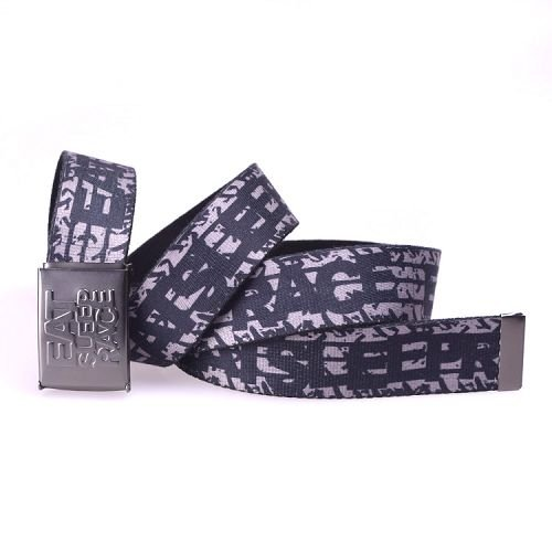 Yusen - Canvas Belts - Imitation Cotton - Heat Transfer Printing - Square Buckle
