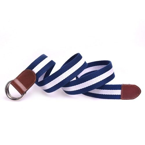Yusen - Canvas Belts - Cotton - Double D Ring