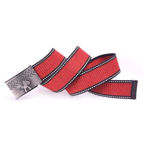 Yusen - Canvas Belts - PP - Square Buckle