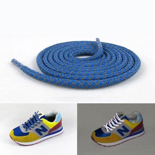 Yusen - Shoelaces - Round - Reflective