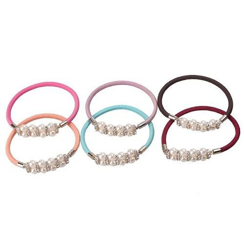 Yusen - Ball Pearl Shaped Hair Bands