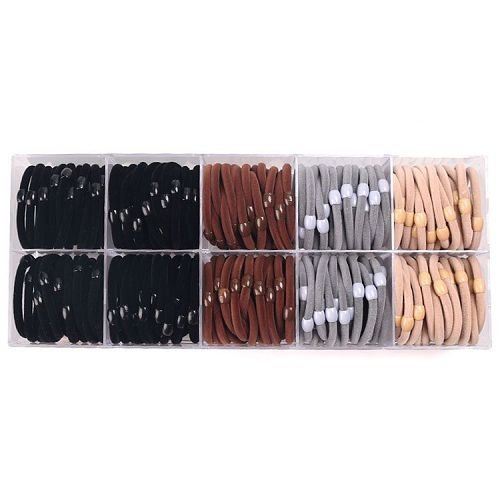 Yusen - Imitation Velvet Elastic Hair Bands
