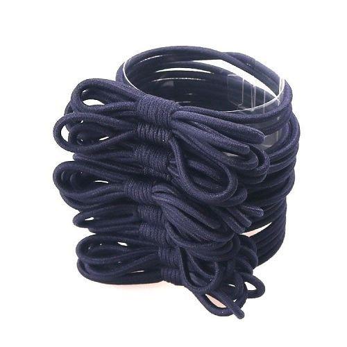 Yusen - Elastic Rope Knot Hair Bands