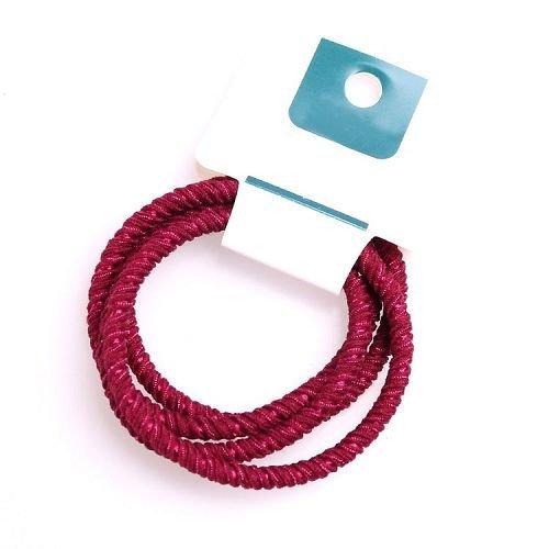 Yusen - Plastic Drop Elastic hair bands