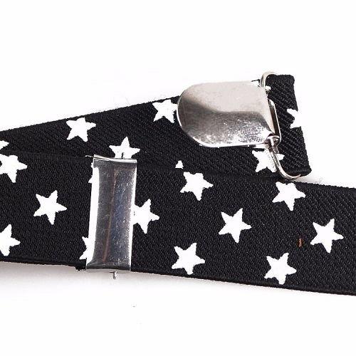 Yusen-Elastic Fabric for Suspender-Custom Size and Design
