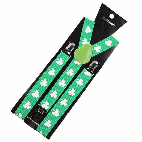 Yusen-Men Suspender- Men Leather Belts