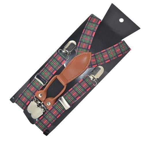 Yusen-Y-Shape Suspenders-Adjustable Length Belts