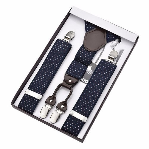 Yusen-Fashionable Suspenders-for Men Accessories