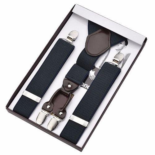 Yusen-Fashionable Suspenders-for Men Accessories
