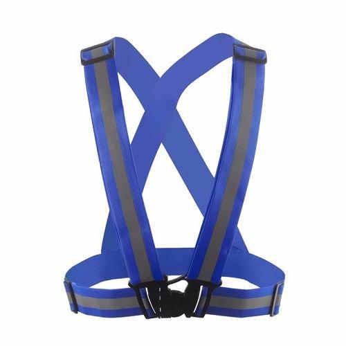 Yusen-Reflective Vest-Polyester with Navy Blue