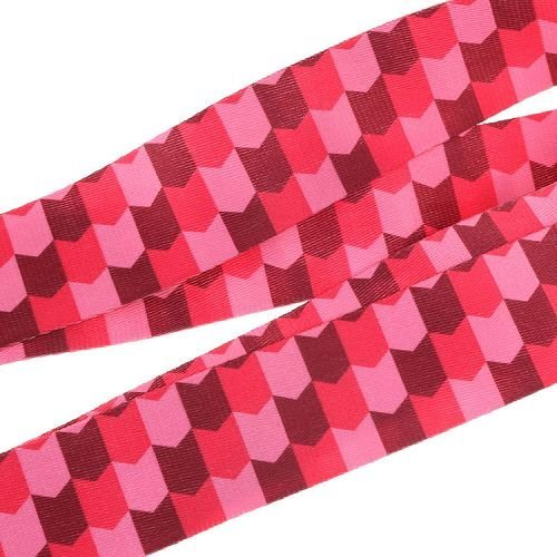 Yusen - Luggage Strap - Polyester -Customize Heat Transfer Printing-Ordinary buckle silk screen
