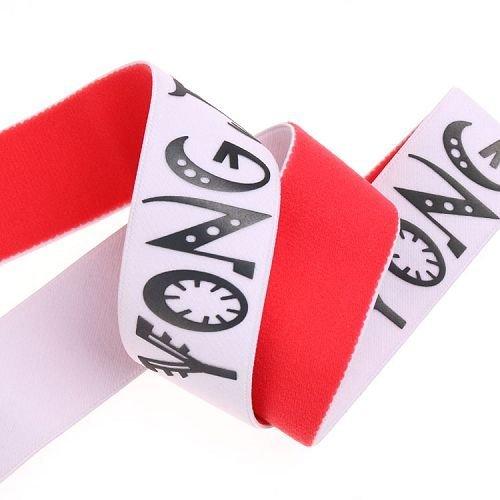 Yusen-Silicone Printed Elastic Band-Nylon with Custom Logo