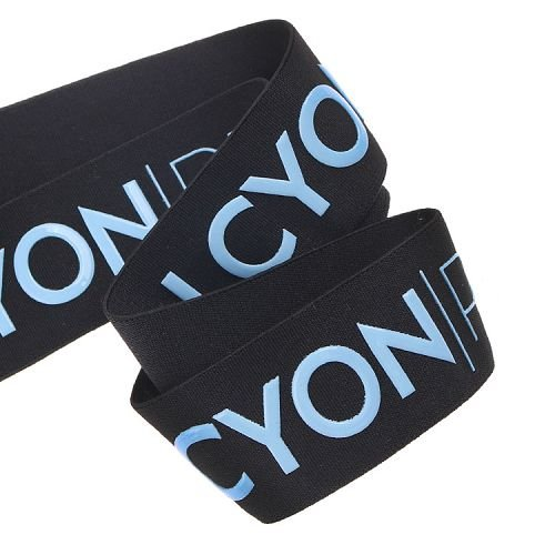 Yusen- Silicone Printed Elastic Band-Custom Logo