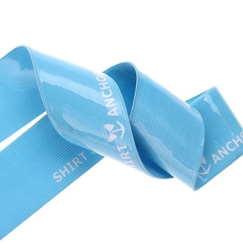 Yusen- Blue All-inclusive Silicone Printing Elastic Band