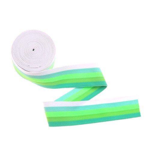 Yusen-Nylon Elastic Band - Stripe