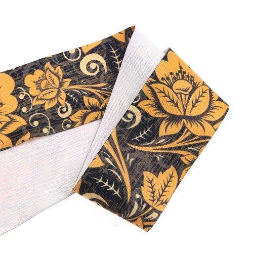 Yusen-Yellow Printed Polyester Thermal Transfer