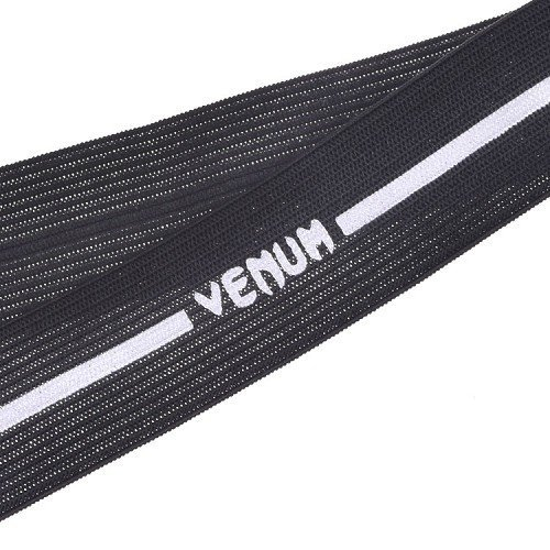 Yusen-Black Polyester With Silk Screened Letter Strips