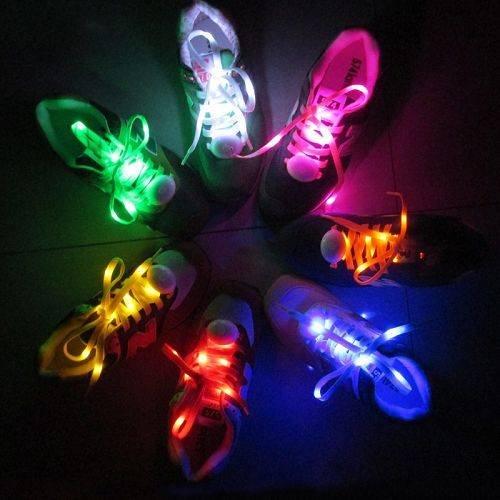 Yusen - Shoelaces - Flat - LED