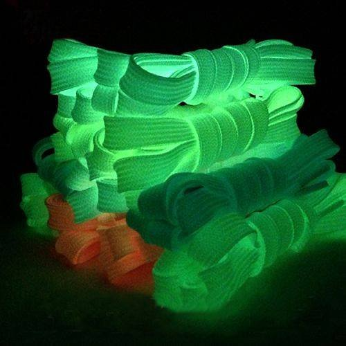 Yusen - Shoelaces - Glow In The Dark