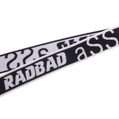 Yusen-Black/white Jacquard Elastic Band for Underwear
