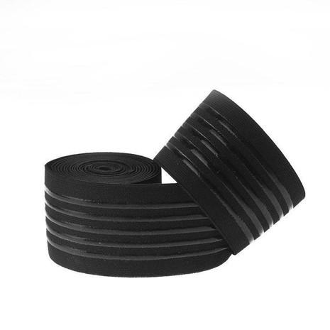 Yusen- Silicone Stripe Printed Elastic Band-Dot Silicone