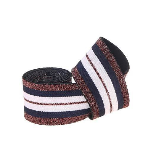 Yusen-Nylon Elastic Band - Stripe