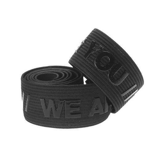 Yusen-Silicone Printed Elastic Band-Polyester