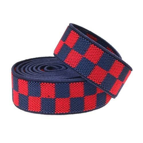 Yusen-Polyester Elastic Band - Small grid