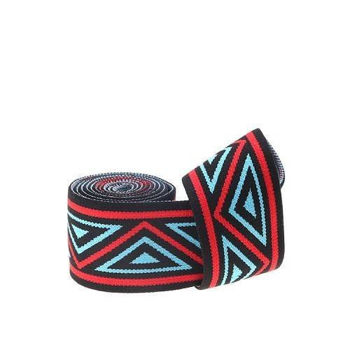 Yusen-Nylon Elastic Band - Triangle Stripe