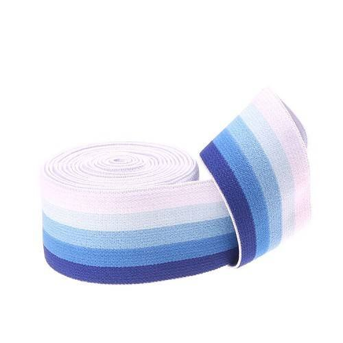 Yusen-Nylon Elastic Band - Gradient Stripes
