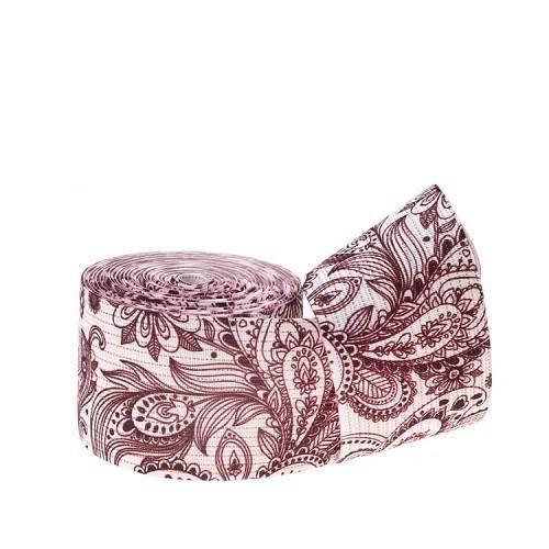 Yusen-One Side Heat Transfer Printed Elastic Band-Polyester With Custom Logo