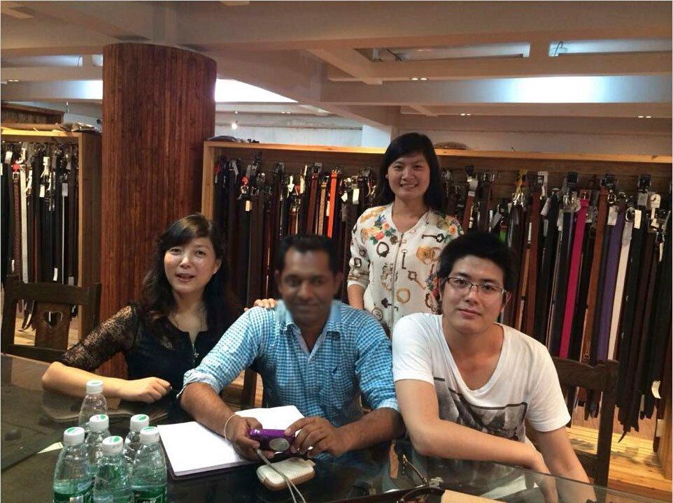 7.Customer Visiting