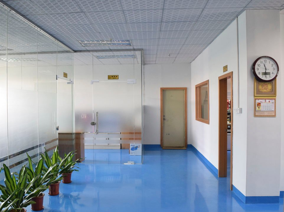 3.Office Environment